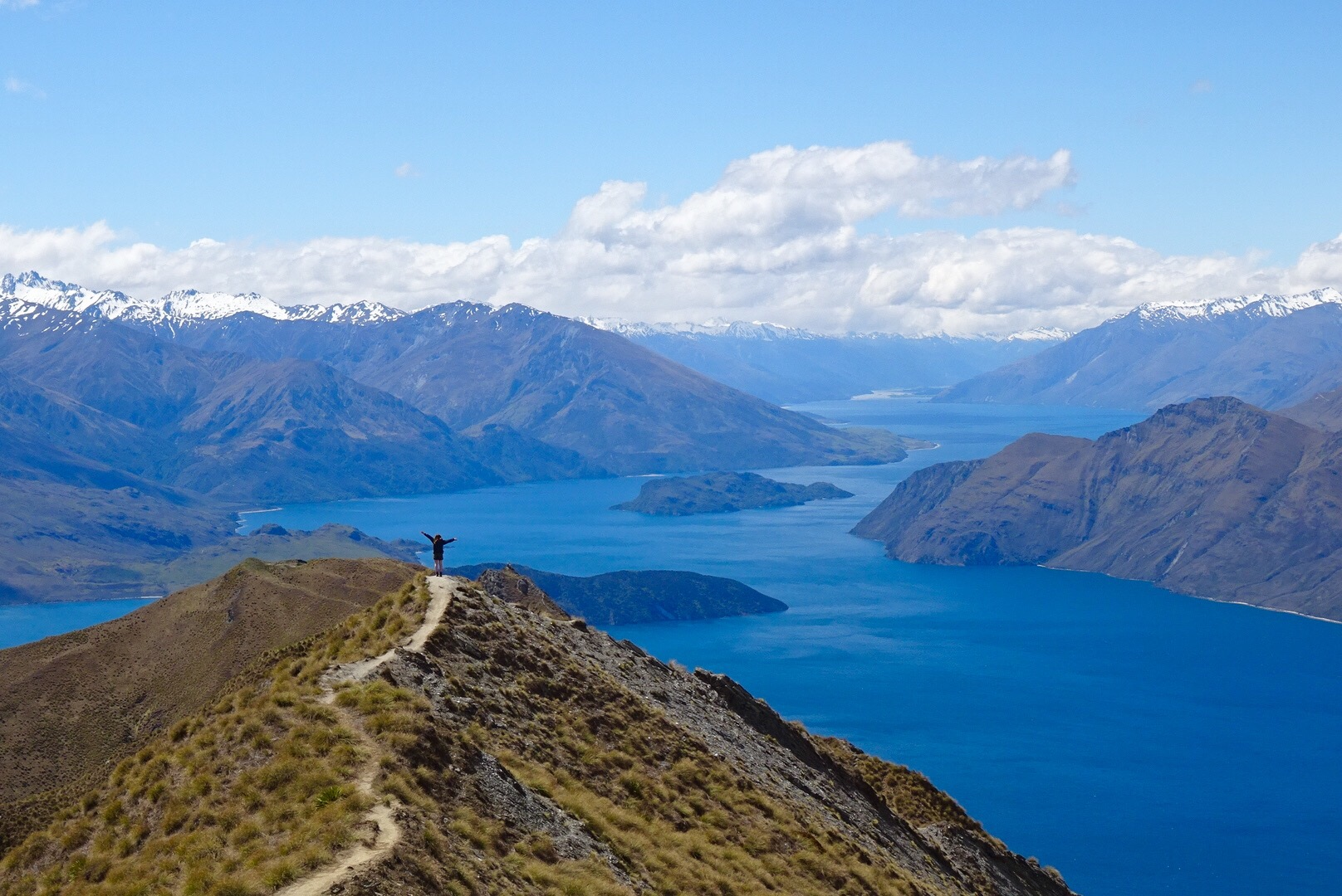 Best Hikes on New Zealand's South Island - spinthewindrose.com