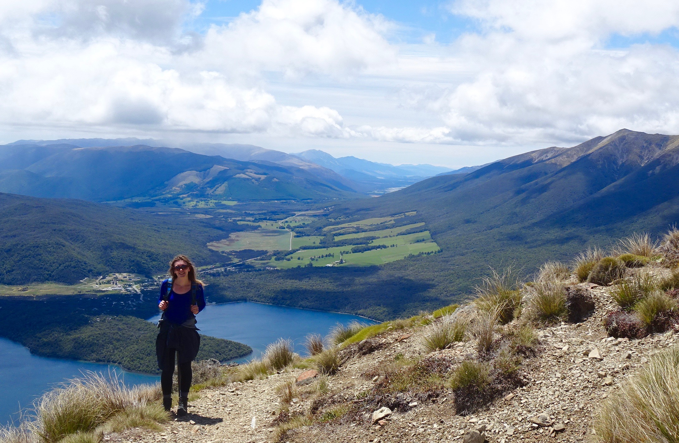 Nelson Lakes National Park, New Zealand - spinthewindrose.com