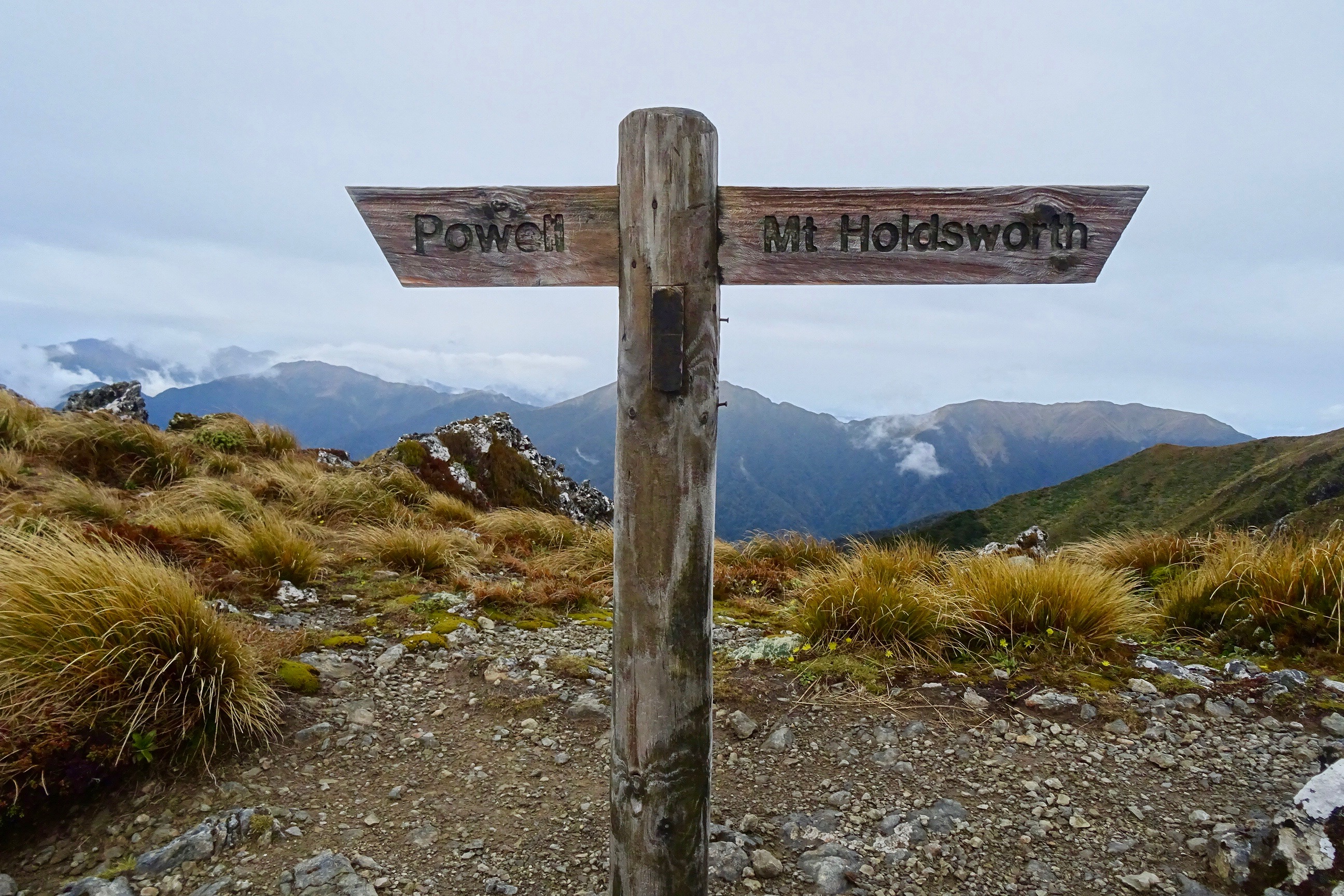 Mount Holdsworth - spinthewindrose.com