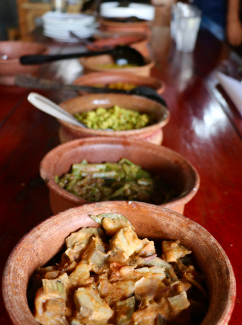 Sri Lankan Cooking Class with EcoWave - spinthewindrose.com