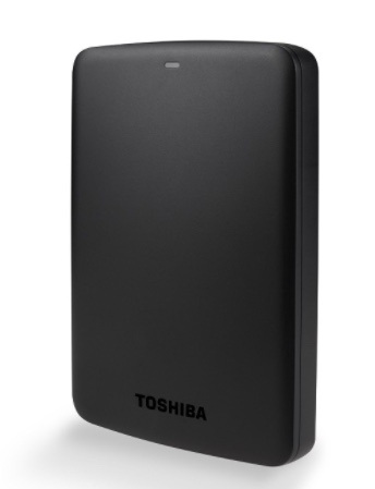 Toshiba External Hard Drive - Best Gifts for Travelers - spinthewindrose.com