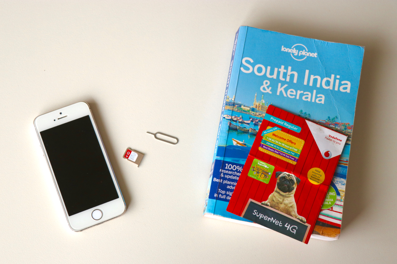 A guide to getting an Indian SIM card as a tourist