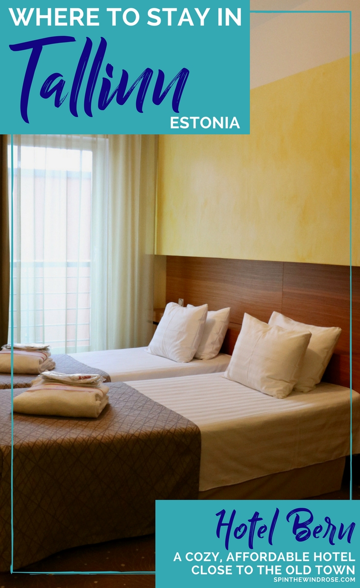 Where to stay in Tallinn Estonia_ Hotel Bern - spinthewindrose.com