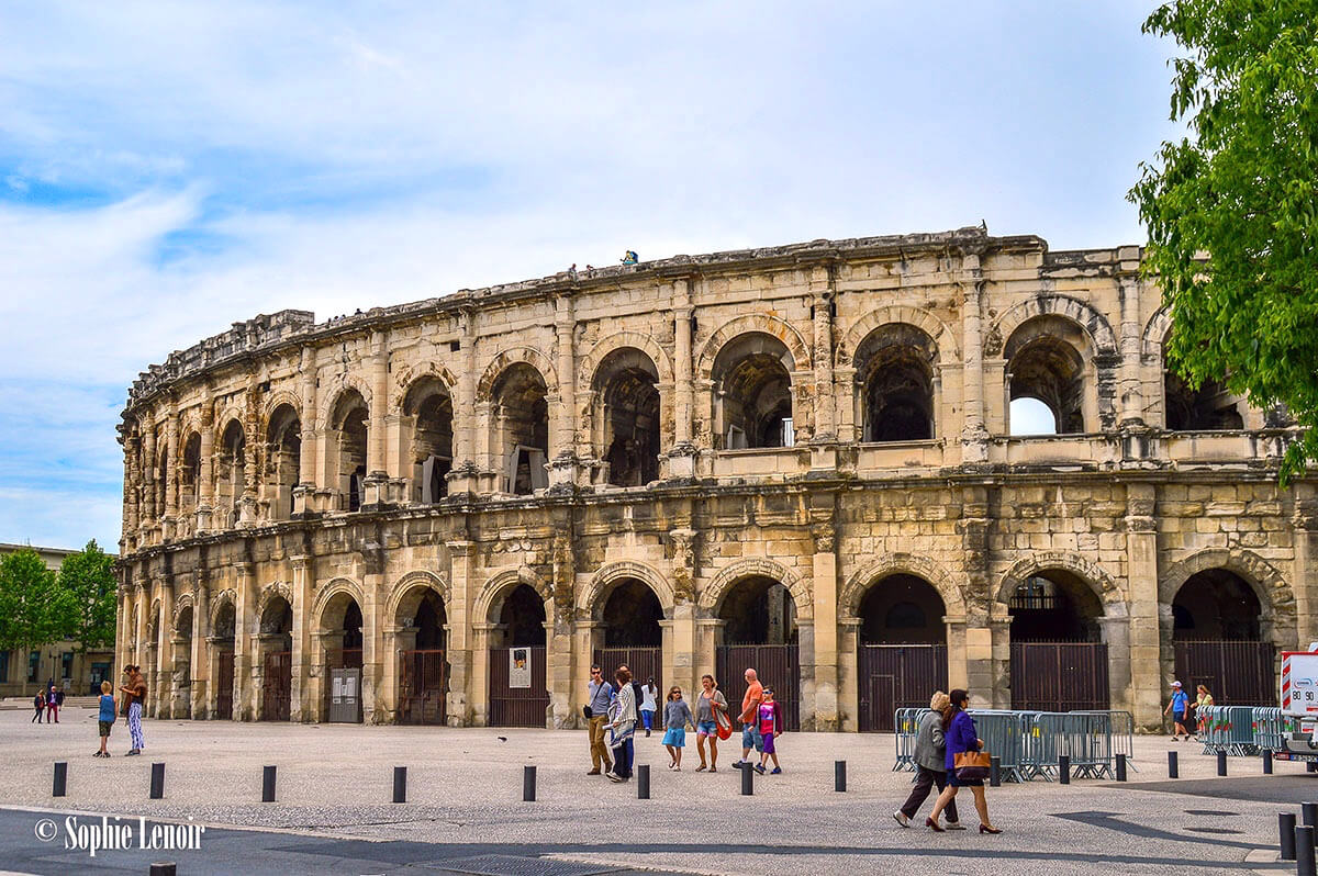 Nimes - South of France Road Trip - spinthewindrose.com