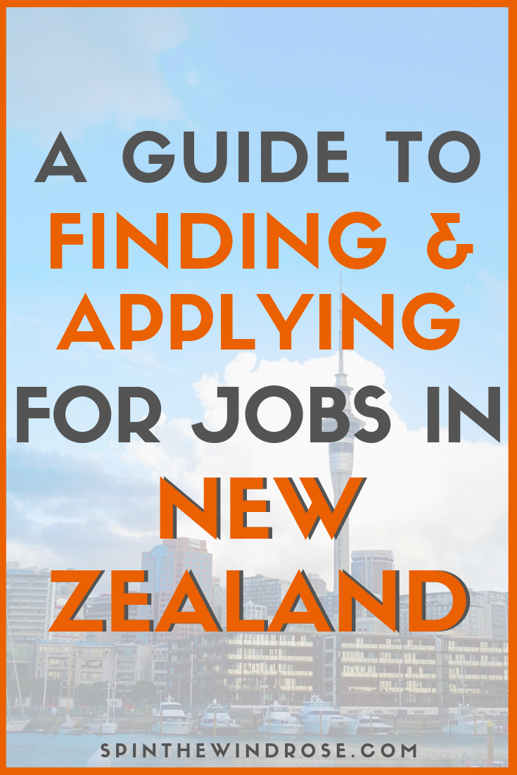 New Zealand Working Holiday Jobs Guide - spinthewindrose.com